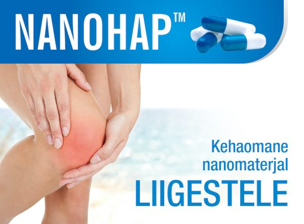NANOHAP™ - kehaomane nanomaterjal liigestele