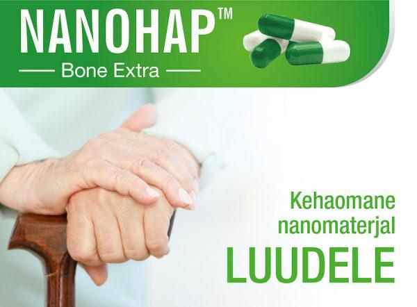NANOHAP™ Bone Extra - kehaomane nanomaterjal luudele